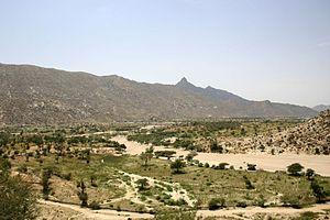 Battle of Keren battlefield