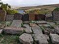 Khachkars near Makravank Monastery (14).jpg