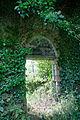 Kilboglashy Old Church South Wall Doorway from inside 2012 09 18.jpg