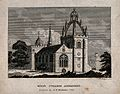 King's College, Aberdeen. Engraving by W. Read, 1825 Wellcome V0012131.jpg