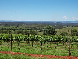 South Burnett - The rich soils of the region support a thriving agricultural industry