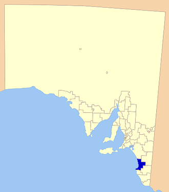 Kingston District Council - Position of the Kingston District Council