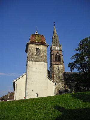 Deutsch: Kirchen von Seloncourt