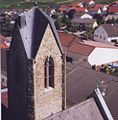 Kirchturm kath. Kirche Welgesheim.jpg