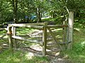 Kissing gate - geograph.org.uk - 407610.jpg