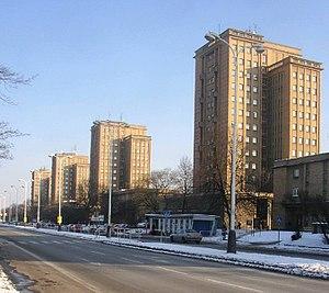 Kladno District - Image: Kladno Rozdelov