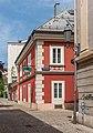 Klagenfurt Innere Stadt Pfarrhofgasse 8 Vorstadthaus Ecke Eggergasse 18052020 9025.jpg