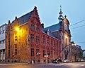 Klein Seminarie en kerk, Roeselare (DSCF9977).jpg