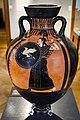 Kleophrades Painter ABV 404 5extra - Athena Promachos - charioteer in quadriga - Basel ASuSL BS 494 - 02.jpg