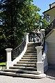 Klimt-Villa 2013 Nordseite Treppe.jpg