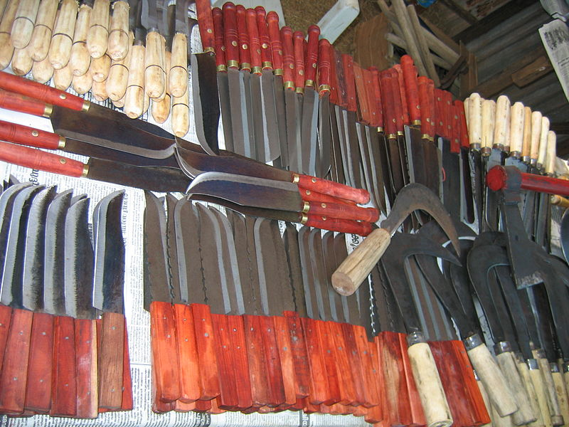 File:Knives shop, Kannur.JPG