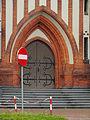 Kościół ewangelicko-augsburski Wniebowstąpienia Pańskiego 1912-1913 ulica Śląska - 5.JPG