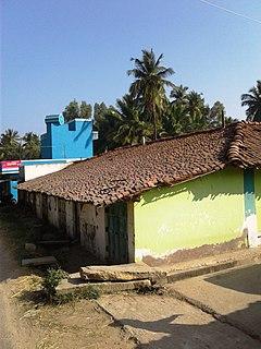 Arakere village in Karnataka, India