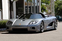 Koenigsegg CCX Galleries