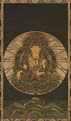 Kokuzo Bosatsu (Akasagarbha)