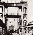Komorie wharf movable bridge for train ferry.jpg