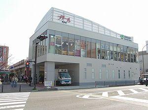 Kōnandai Station - Kōnandai Station