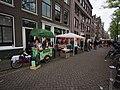 Koningsdag in Amsterdam, Brouwersgracht foto 1.JPG