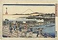 Kooplui op Nihonbashi Nihonbashi (titel op object), AK-MAK-1591.jpg