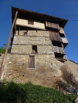 Kovachevitsa - One of the Tallest Renaissance Houses of Bulgaria.jpg