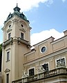 Kozłówka Palace , lubelskie, Poland - panoramio - MARELBU.jpg