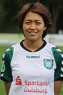Kozue Ando Japanese footballer