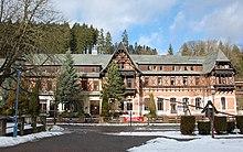 Hotel Habichtstein Alexisbad Kreisstra Ef Bf Bde   Harzgerode