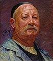 Kristian Zahrtmann - Self-Portrait - A IV 2864 - Finnish National Gallery.jpg