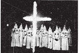 Ku Klux Klan in Canada