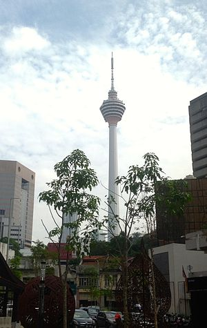 Kuala Lumpur Tower - Image: Kuala Lumpur Tower