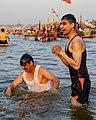 Kumbh Mela 2019, India (32339821657).jpg