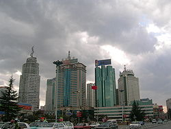 Central Kunming in Wuhua
