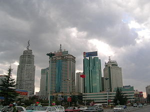 Wuhua District - Central Kunming in Wuhua