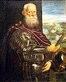 Kunsthistorisches Museum Wien, Tintoretto, Sebastiano Venier.JPG
