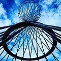 Kunstwerk Mae West, München, Effnerplatz.jpg
