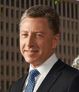 Kurt Volker American diplomat