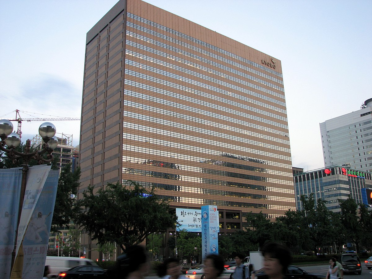 Kyobo life insurance company wikipedia for House construction insurance