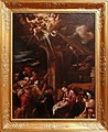 L'Adoration des bergers (avec cadre), Pedro Orrente, Musée Goya.jpg