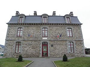 La Boussac - Town hall