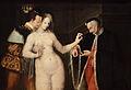 La Femme entre les deux âges by École de Fontainebleau.JPG