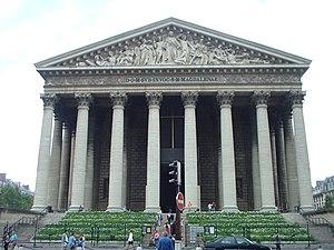 Édouard Mignan - Église de la Madeleine in Paris