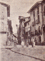La Pobla de Segur. Carrer Major antic.png