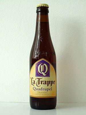 Quadrupel - Bottle of La Trappe Quadrupel