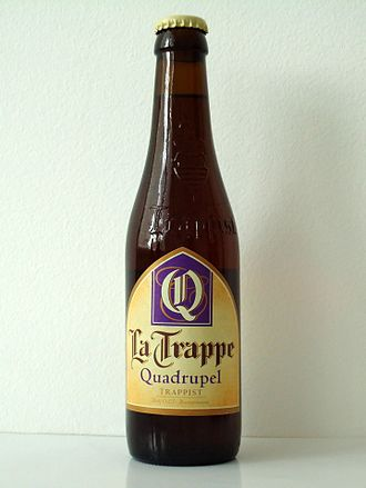 Quadrupel - Bottle of La Trappe Quadrupel