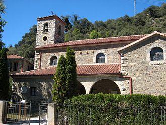 Vega de Liébana - Church in La Vega