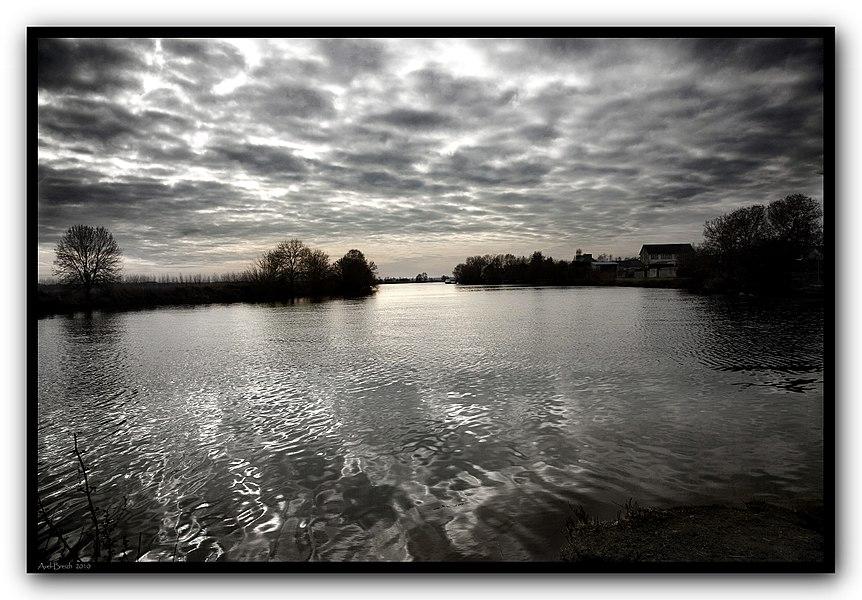 La Vilaine à Redon