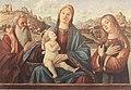 La Virgen con el Niño y dos santos - Vittore Carpaccio.jpg