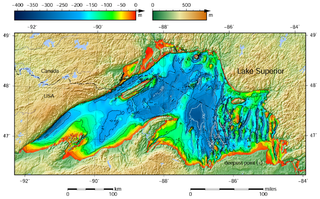 FileLake Superior Bathymetry Mappng Wikimedia Commons - Lake mapping software