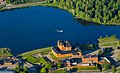 Lake Vanajavesi and Häme Castle from air.jpg