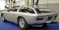 Lamborghini Flying Star II Concept rear.jpg